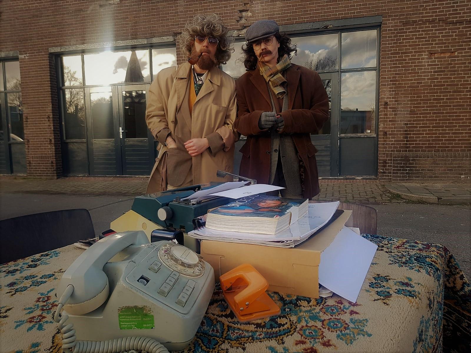 Theodoor en Leopold
